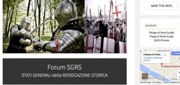 FIRENZE, 9-10 aprile: Stati Generali della Rievocazione Storica