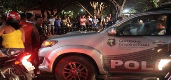 Juiz morre em assalto em praça do Cocó
