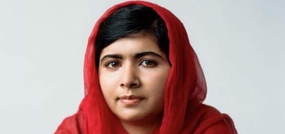 Malala Yousafzai, ganhadora do Nobel da Paz 2014