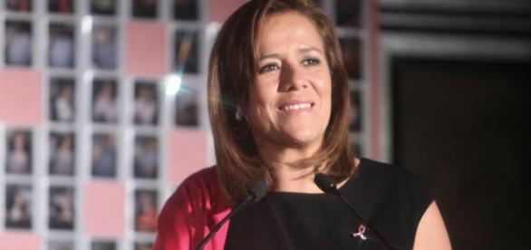 Margarita Zavala, ex primera dama de México