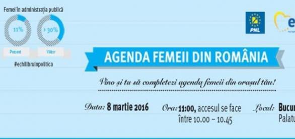 PNL dezbate promovarea femeii cu candidați bărbați