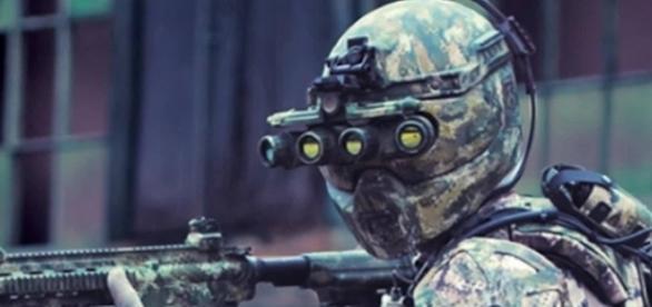 Tecnologias para aumentar o desempenho de soldados