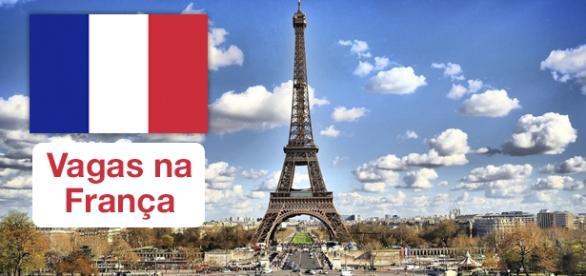 Vagas na França - Foto: Reprodução Dreamtours