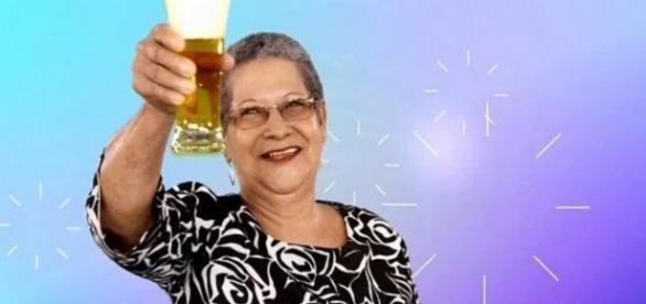 Dona Geralda é uma das finalistas do BBB
