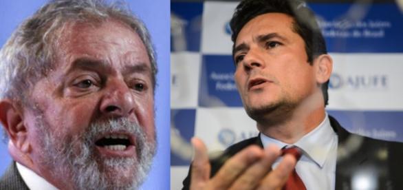 Lula está na mira de juiz Sérgio Moro