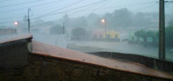 O sábado feriado de São José esperar muitas chuvas