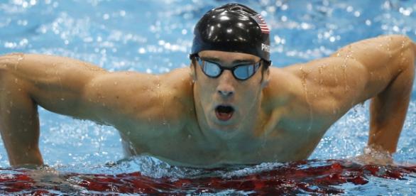 Phelps é o maior medalhista de todos os tempos