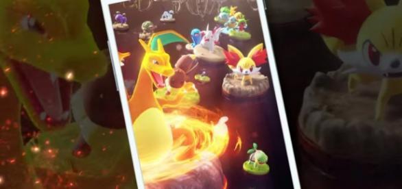 Se anuncia nuevo juego de Pokémon para móviles