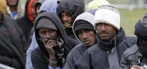 W kolejce do Europy, fot.sputniknews.com