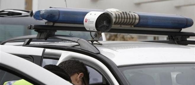 Burlão do Porto foi detido depois de um acidente em Gaia