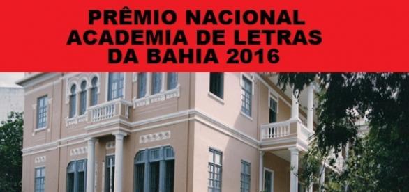 Academia de Letras da Bahia abre edital de concurso