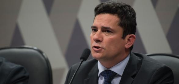Dr. Sérgio Moro, responsável pelas operações da Lava Jato