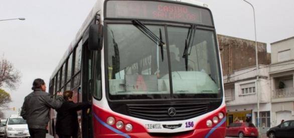 El aumento del transporte regirá desde el 8 de abril