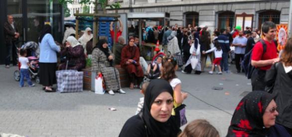 Il quartiere Molenbeek covo di reclutamento jihadista.