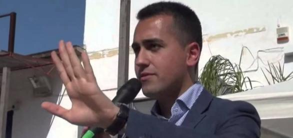 Luigi Di Maio, deputato del M5S