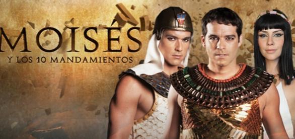 Moisés Y Los 10 Mandamientos na Argentina