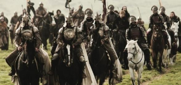 Novela medieval da TV Record - Imagem/Reprodução