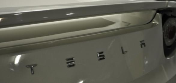 Previous Tesla car. Bit Boy/Flickr.
