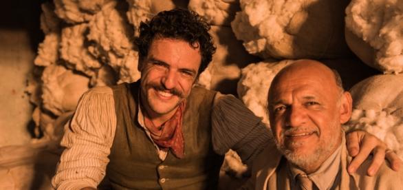 Rodrigo Lombardi viveu Ernesto em 'Velho Chico'