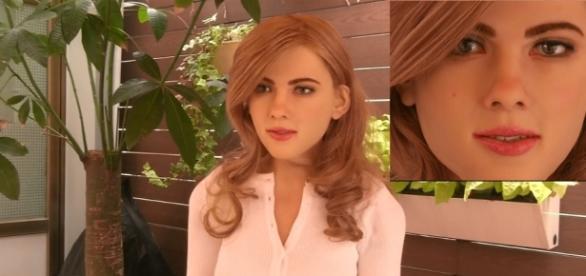 Semelhança com atriz impressiona. YouTube