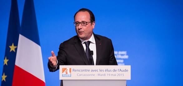 To zapewne ostatni prezydent Republiki Francuskiej