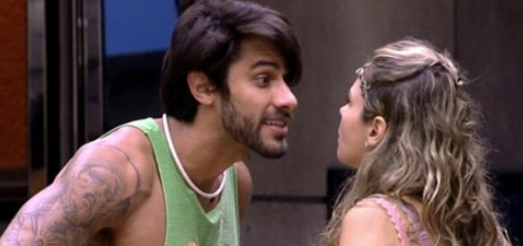 Trio lembrou das brigas entre Ana e Renan