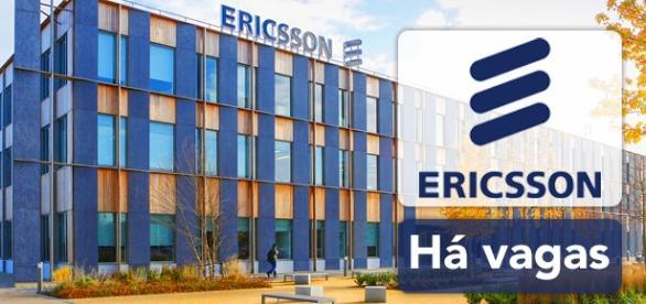 Vagas abertas na Ericsson - Foto: Reprodução Sagmart