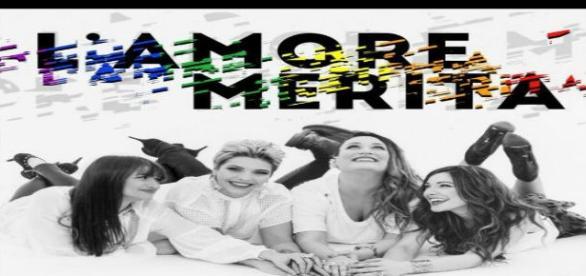 L\'amore merita\', nuovo singolo di Verdiana, Simonetta, Greta e Roberta
