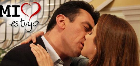 Ana e Fernando se beijarão acidentalmente.