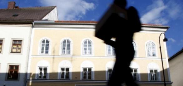 Casa que Hitler nasceu em Braunau am Inn, Áustria