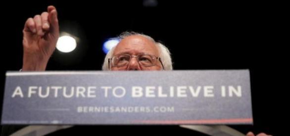 El senador Bernie Sanders gana en Wyoming