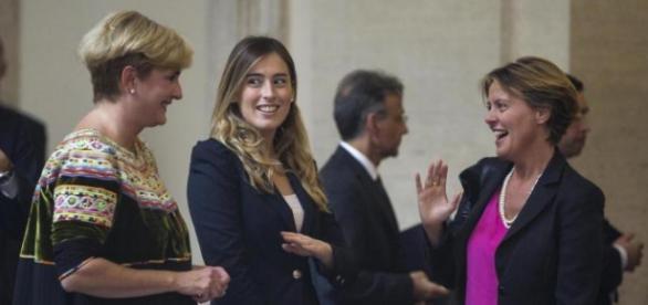 Le ministre del governo Renzi, nell'occhio del ciclone