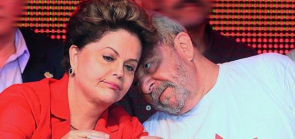 Lula teria feito pedido inusitado à Dilma - Imagem/Veja
