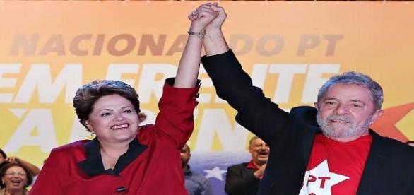 Lula volta a defender Dilma Rousseff