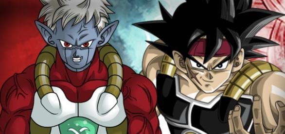 Mira y Bardock Los Nuevos Enemigos De Dragon Ball Super