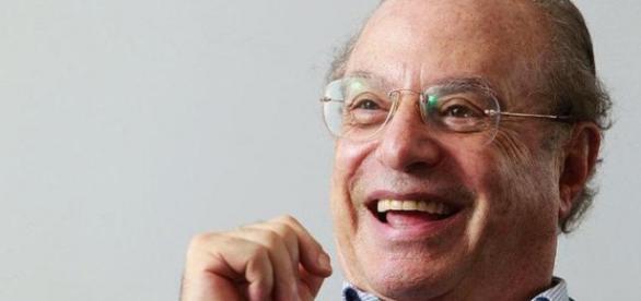 Paulo Maluf está atualmente com 84 anos