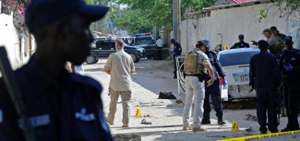 Teroriștii au plasat o bombă în mașina jurnalistei