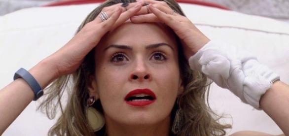 Ana Paula Renault, considerada a protagonista da edição/ Imagem: Divulgação