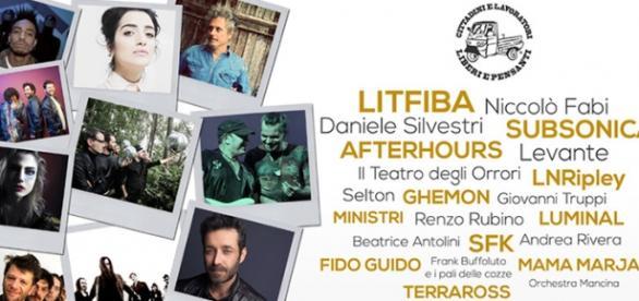 Concerto 1 maggio 2016 a Taranto