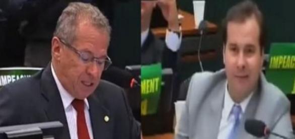 Deputado acusa oposição de matar Tiradentes