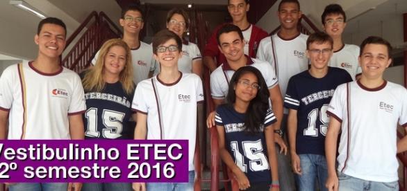 ETEC oferece formação profissional gratuita