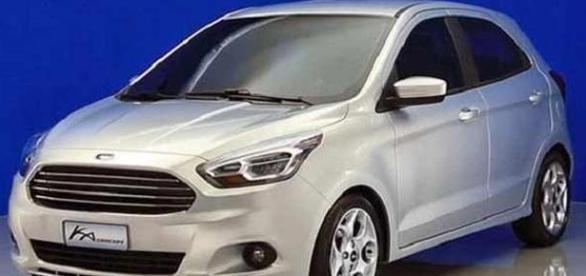 Ford apresenta Ka 2017: modelo ganhou novos itens de série e preço mais alto