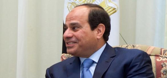 Il generale che guida l'Egitto Al Sisi