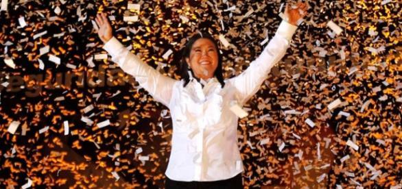 Keiko Fujimori ganó pero dejo algunas dudas.