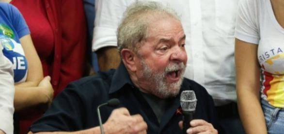 Luiz Inácio Lula da Silva - Imagem da internet