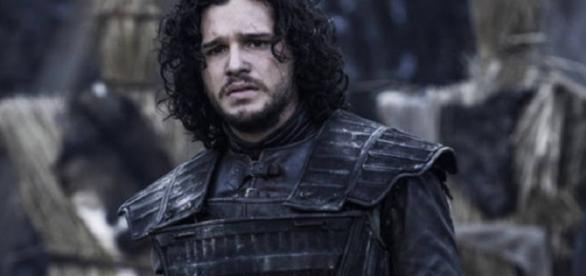 Por onde andava Jon Snow durante estreia?