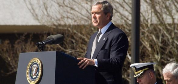 President George W. Bush (White House)