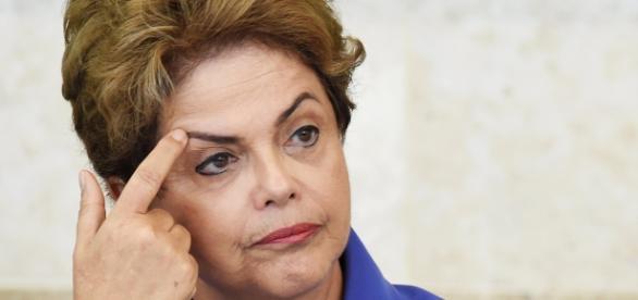 Presidente da República Dilma Rousseff.