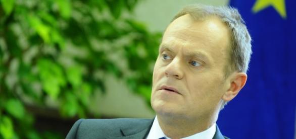 Donald Tusk wystraszony pisowską obietnicą kary ciężkiego więzienia