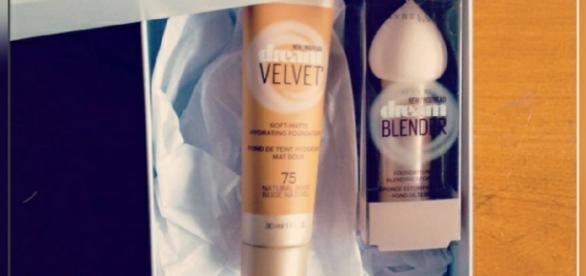 Maybelline Dream Velvet and Dream Blender